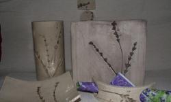 """Serie """"Lavendel"""""""